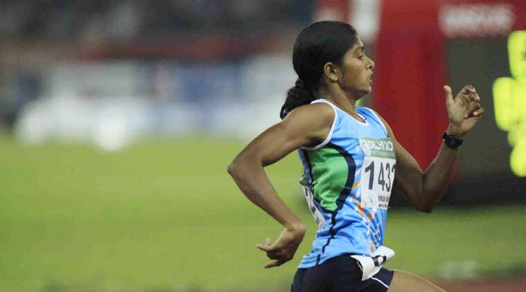 Tintu Luka's last medal was the bronze at the Guanghzou Asian Games. (Source: IE FIle)