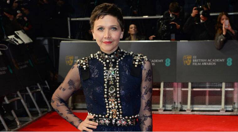Maggie Gyllenhaal advised to ditch meat after ant-eating ... Maggie Gyllenhaal Diet