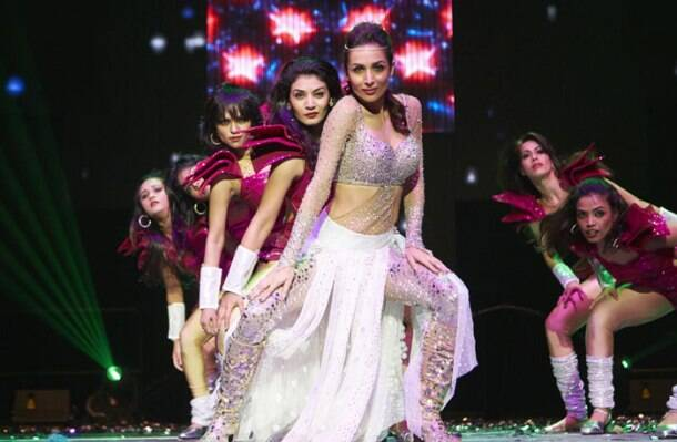 SRK, Deepika, Abhishek 'SLAM'ming it up in Houston