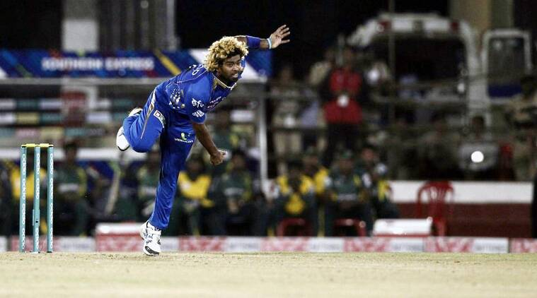 Lasith Malinga opted to play for the Mumbai Indians in the ongoing Champions League T20 (Souce: BCCI)