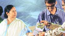 Now, Mamata Banerjee attacks media inbook