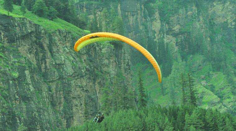 Manali diaries: Paragliding, skiing and some lazing around