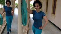 Manisha Koirala gets a fit body post cancer