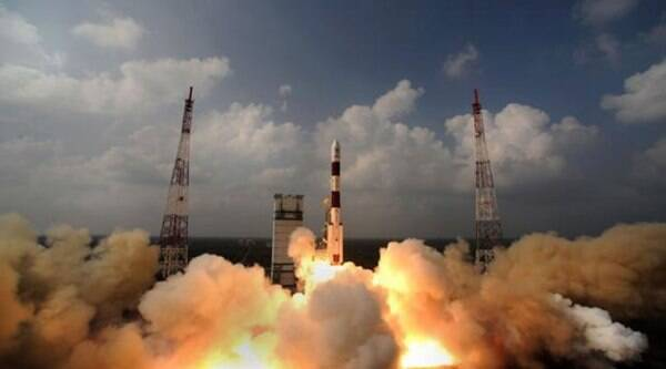 ISRO said the spacecraft was within 5.4 lakh km radius of the Mars' Gravitational Sphere of Influence. (Source: ISRO/file)