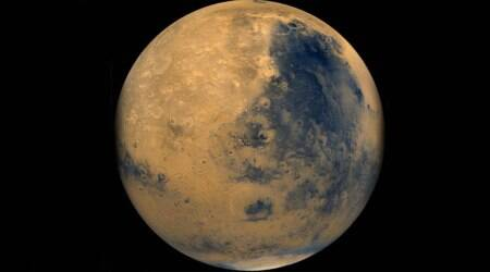 Ice deposits waxed and waned on Mars: study