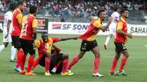 Martins shines as East Bengal win 3-1