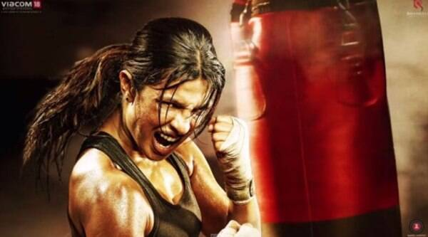Priyanka Chopra is back on screen as 'Mary Kom', which finally makes its way to the big screen after a long and exciting journey.