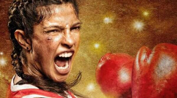 Priyanka Chopra's Mary Kom review.