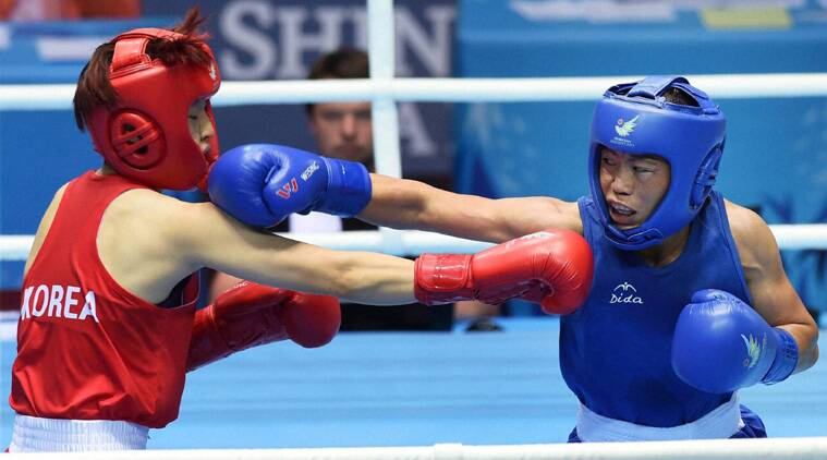 Mary Kom reaches finals, Sarita made to settle for 'controversial' bronze