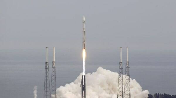 Then Maven will start probing the upper atmosphere of Mars. The spacecraft will conduct its observations from orbit; it's not meant to land. (Source: AP photo)