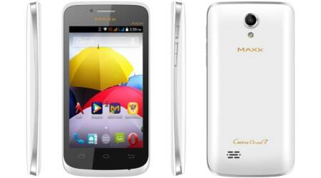 Maxx launches Android smartphone with 20 GB memory at Rs 3,890