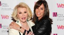 Melissa Rivers breaks silence, thanks fans for support
