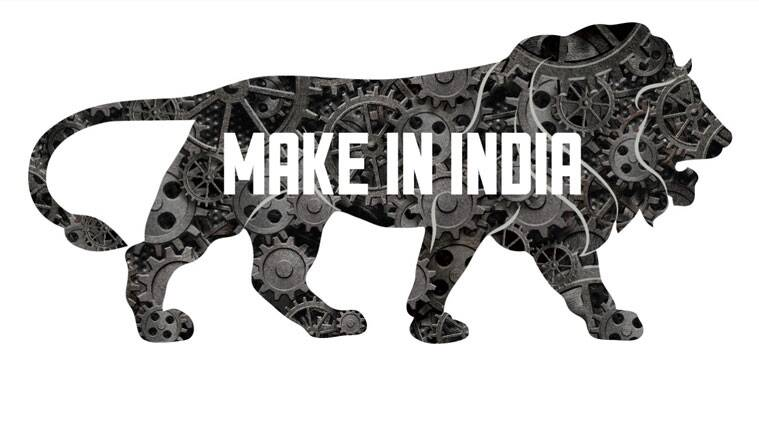The Make in India logo - a lion - has been derived from the Ashok Chakra.