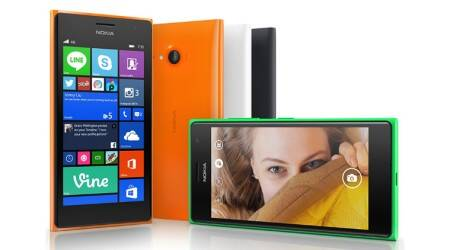 Microsoft Nokia Lumia 730 and Nokia Lumia 735