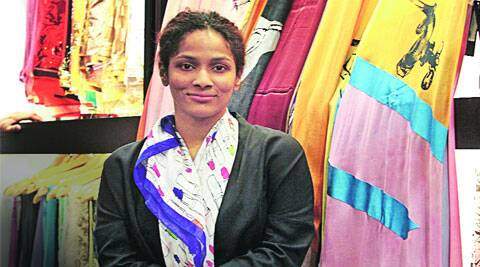 Masaba Gupta; a design from her new collection