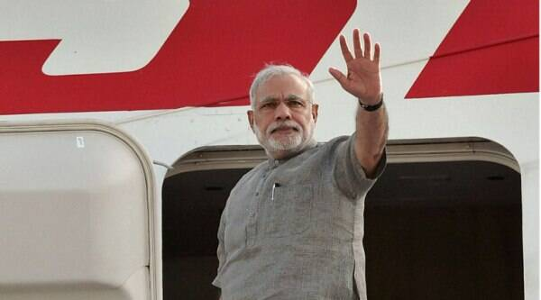 """I feel the need to do this because of the number of people I have met in the past few days in New York and Washington who have asked how Modi has """"such confidence, such sophistication""""."""