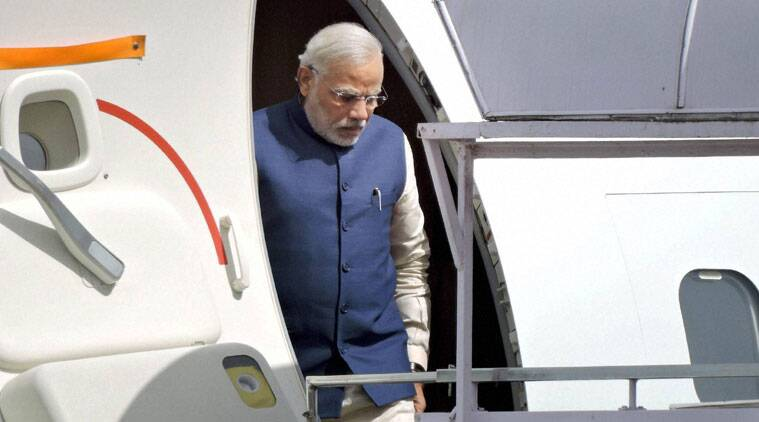 Modi is scheduled to arrive in New York Friday on his maiden US visit as prime minister.