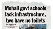 Govt primary schools in Mohali: Authorities pass the buck