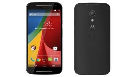 Moto G (2nd gen) gets Android 5.0 Lollipop update in India