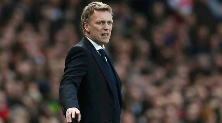 David Moyes (Source: Reuters)