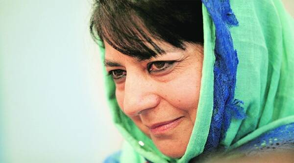 "PDP chief Mehbooba Mufti explains why she is ""disappointed"" with Modi government and why she thinks BJP is playing a dangerous electoral game."