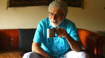 Naseeruddin Shah: Not sure if I'll pen second half of autobiography