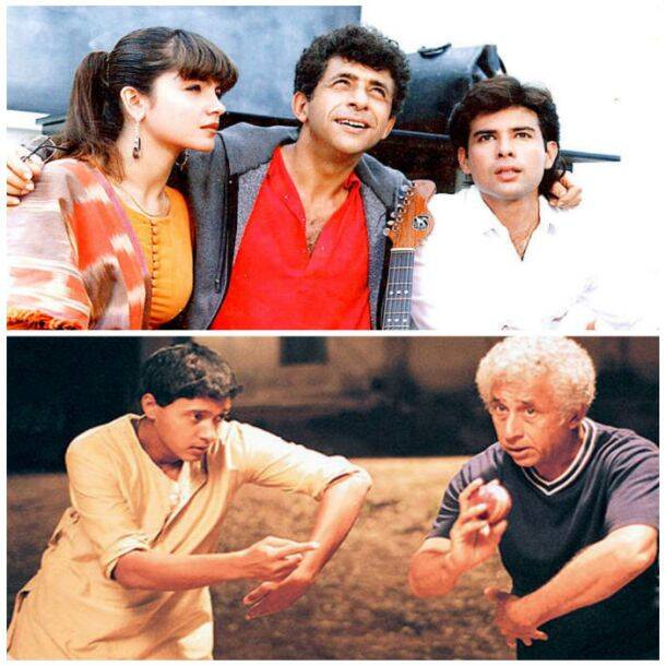 Aamir, Amitabh, Sushmita: Bollywood's teachers onscreen