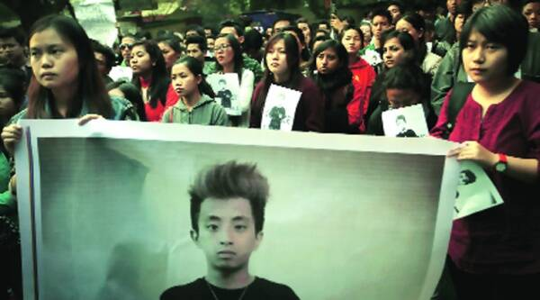 The Bezbaruah Committee was formed after the death of Nido Tania, a student from Manipur.  (Express Archive)