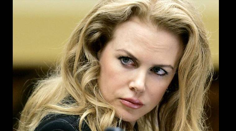 Nicole Kidman: I was the kid that loved the wicked witch in The Wizard Of Oz. (Source: AP)