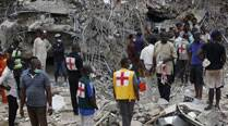 Death toll at Nigeria church building collapse rises to 45
