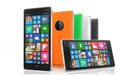 Microsoft nokia lumia 830 launch at IFA 2014