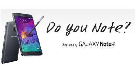 Samsung launches Note 4, Note Edge, Gear S and Gear VR