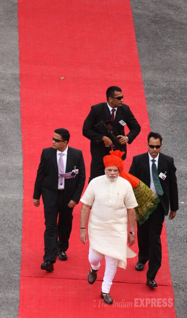 Narendra Modi completes first 100 days as Prime Minister - a look back