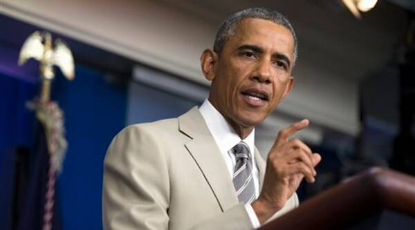The US President said that in an important second step he ensured protection of American personnel, embassies and consulates. (AP Photo)
