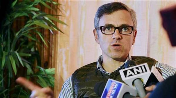 Omar said that against a promised 50 lakh chlorine tablets, the state had received only 10 lakh tablets so far from the Centre. (Source: PTI)
