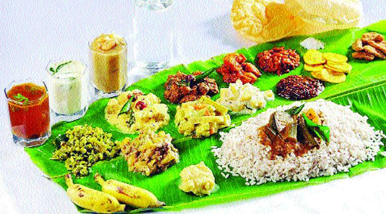 Kerala Food Menu