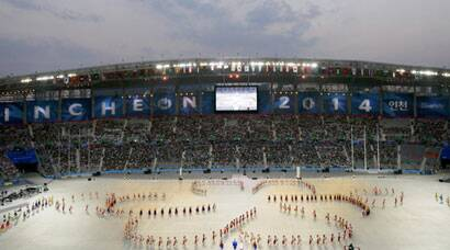 Asian Games 2014: 17th edition begins with fanfare in Incheon