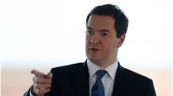 Osborne was speaking to BBC television after supporters of Scottish independence took their first opinion poll lead since the referendum campaign began. (Source: AP)
