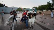 Pak crisis LIVE: Protesters storm PTV news channel headquarters, forcibly enterSecretariat