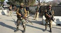 Six militants, soldier killed in Pak clashes