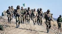 Pak army kills 15 militants; 3 die in attacks targetingpolice