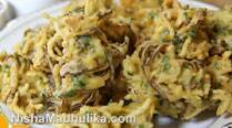 Instant snack: How to make crispy Noodles Pakora