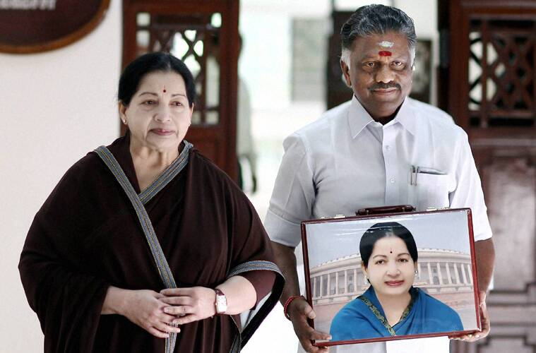Image result for jayalalitha panneerselvam photos