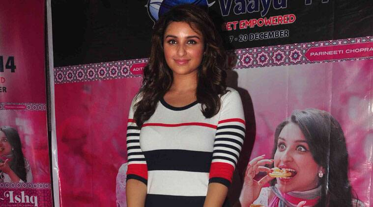 Parineeti amassed more than 1,04,500 followers in few hours of her joining the social media site.