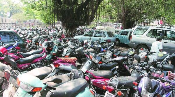 The vehicular population of Pune has reported a 30 per cent rise — from 30 lakh to around 39 lakh — in just over three years, putting a considerable strain on the city's roads and the already limited parking space.