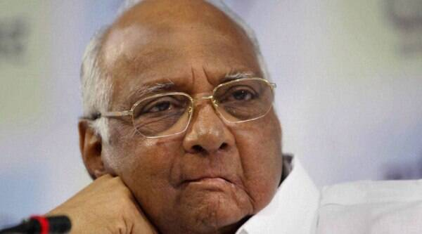 Suryakanta Patil, once considered close to NCP chief  Sharad Pawar, had criticised him and given enough hints about her plans to join the BJP (Source: PTI photo)