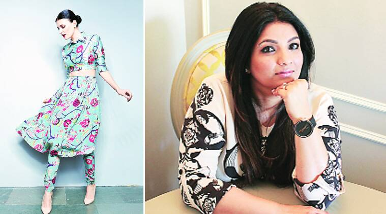 A New Design Payal Singhal On Her Fashion Journey So Far Lifestyle News The Indian Express