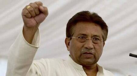 Pervez Musharraf has openly endorsed terror as state policy with his remarks on Hafiz Saeed: Rathore