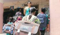 Amboli Village in Surat - A School Apart