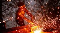 India manufacturing, services output expand at slower pace than China